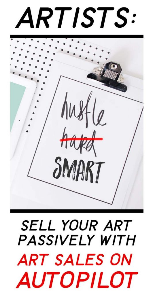 Art sales on autopilot sell your art passively online for Buy sell art online