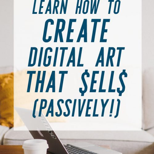 Learn to Use Procreate and Create Digital Art That Sells! #sellartonline #sellartpassively #howtomakedigitalart